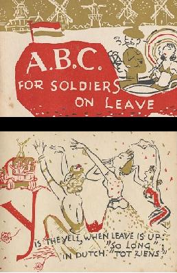 A.B.C. for soldiers on leave