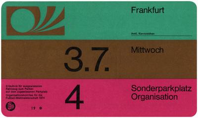 10. FIFA-Fussball-Weltmeisterschaft 1974, Deutschland