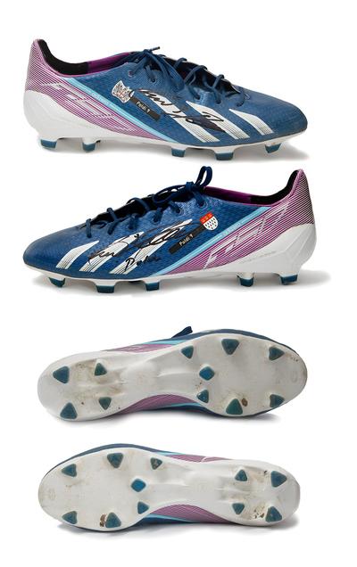 Adidas F50 Adizero, FC Arsenal - 2012/13- Lukas Podolski