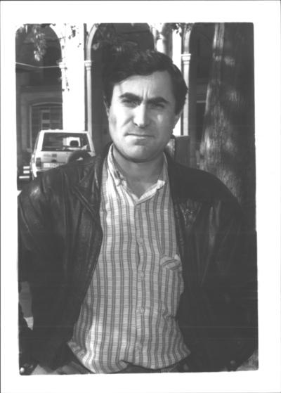 Lluís Gómez, taxista opinió sobre la variant.