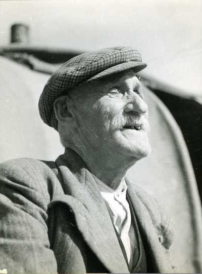 Alec Stewart. Bettyhill, Sutherland, Scotland, 1955
