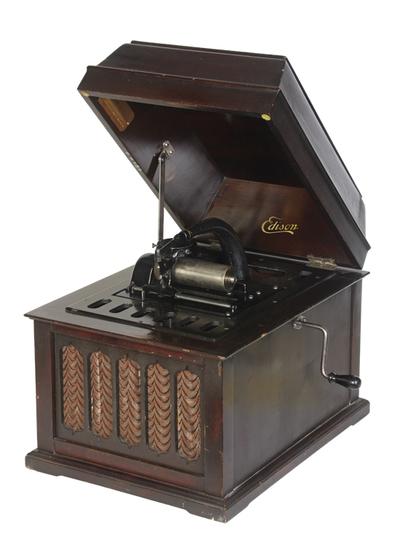 Edison Amberola 50 phonograph