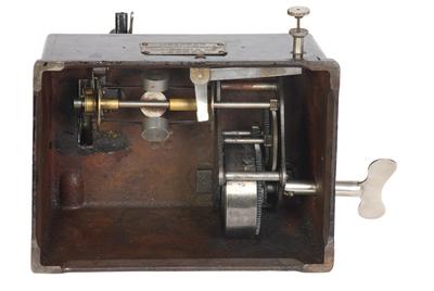 Edison Gem phonograph: the motor