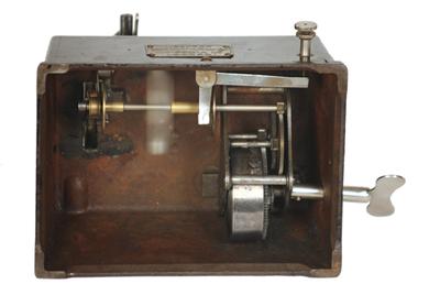 Edison Gem phonograph: winding key