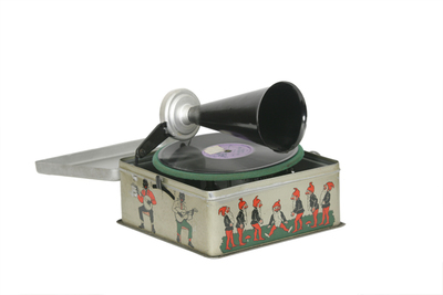 Bing 'Pigmyphone' toy gramophone