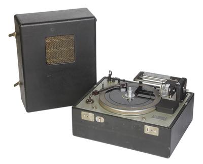 Birmingham Sound Reproducers Ltd DR33C portable disc cutting lathe: overview