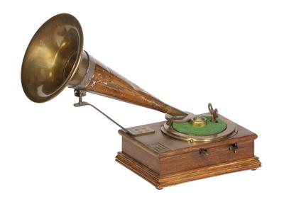 Stollwerck toy gramophone