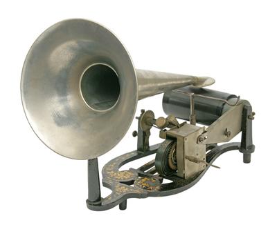 Puck phonograph