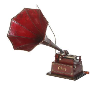 Edison Gem Model D phonograph