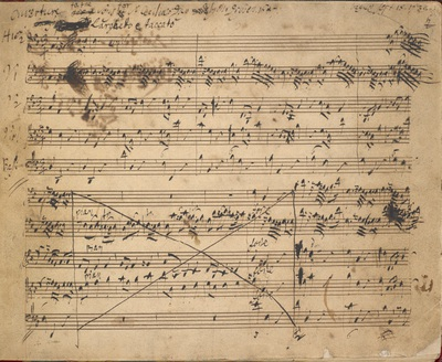George Frideric Handel: Ode for St. Cecilia's Day (text by John Dryden), HWV 76