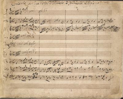 George Frideric Handel: Instrumental music I
