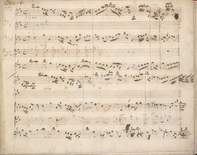 George Frideric Handel: Instrumental music IV