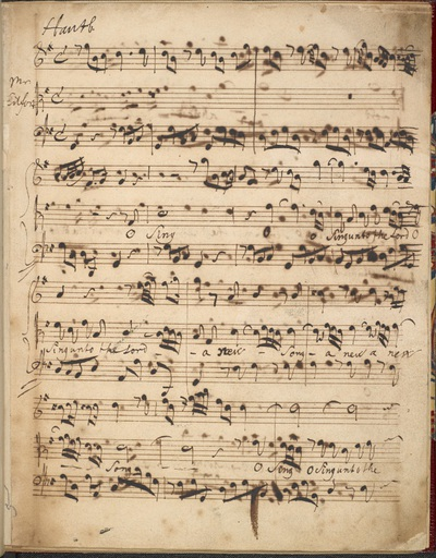 George Frideric Handel: Miscellaneous collections and selections vol. IV