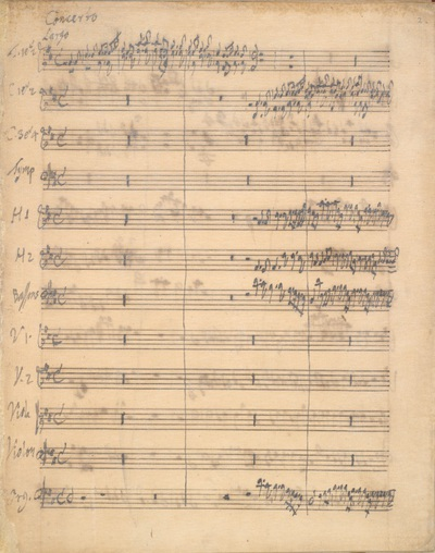 George Frideric Handel: Instrumental music III