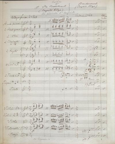 Edvard Grieg: 'Peer Gynt' Suite no. 2, op. 55