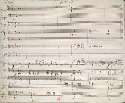 Joseph Haydn: Symphony no. 97 in C