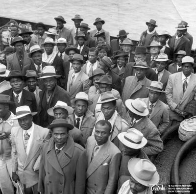 Immigrants from the West Indies