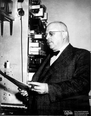 Professor Felix Ehrenhaft