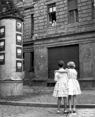 Western zone of Berlin