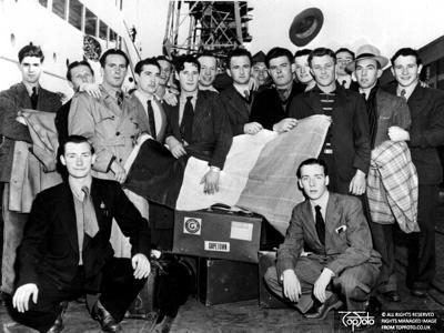 Irish Emmigrants