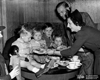 Child emigrants