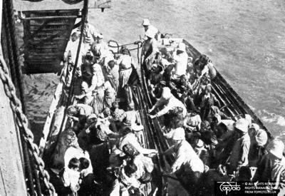 Armenian Refugees Rescued