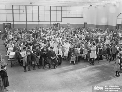 German Jewish refugees