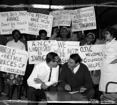 ANC exiles