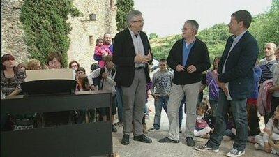 Divendres: La Masia Can Salgado, bressol de l'himne d'Els Segadors