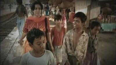 Signes dels temps: Nen del carrer a l'Índia