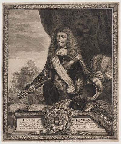 Portret Karl Rabenhaupt