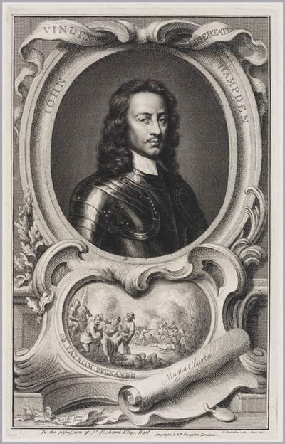 The Heads of Illustrious persons: John Hampden