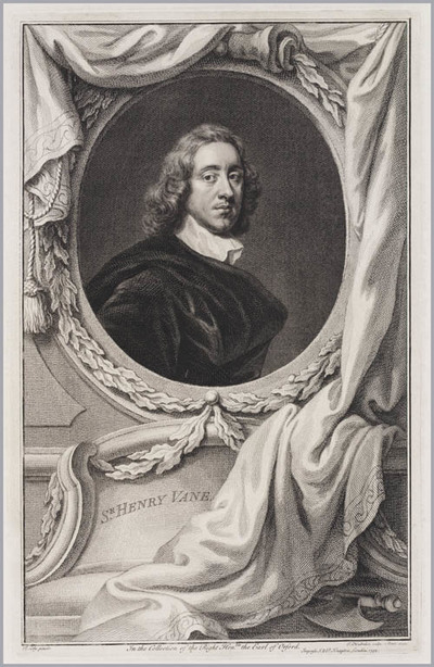 The Heads of Illustrious persons: Sir Henry Vane