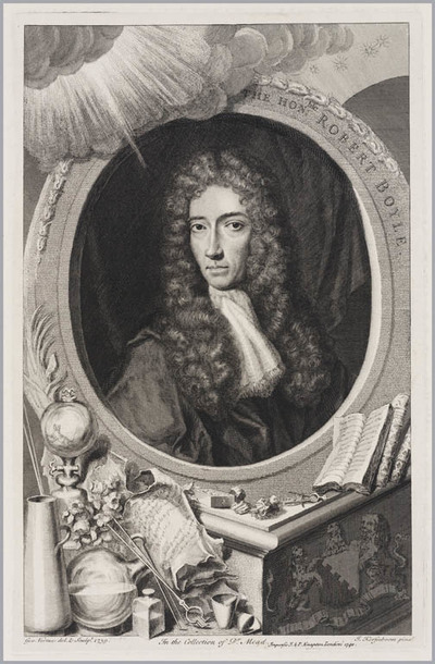 The Heads of Illustrious persons: Robert Boyle