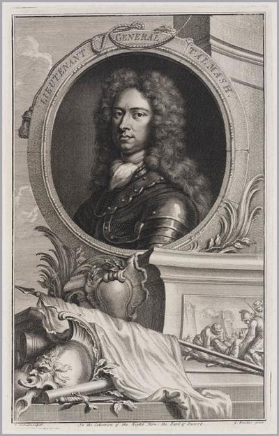 The Heads of Illustrious persons: luitenant generaal Talmash