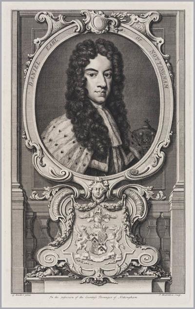 The Heads of Illustrious persons: Daniel graaf van Nottingham