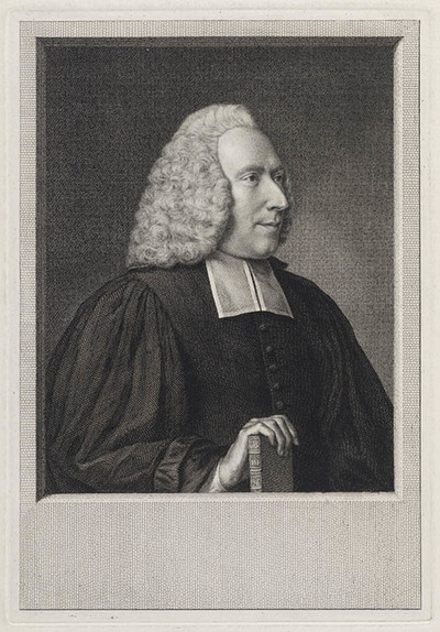 Portret Charles Chais