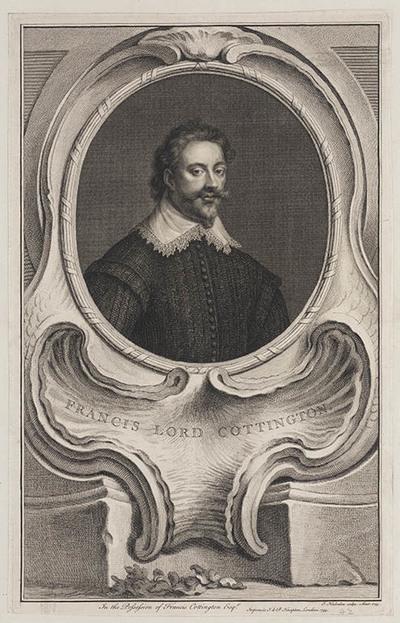 Portret Francis Lord Cottington