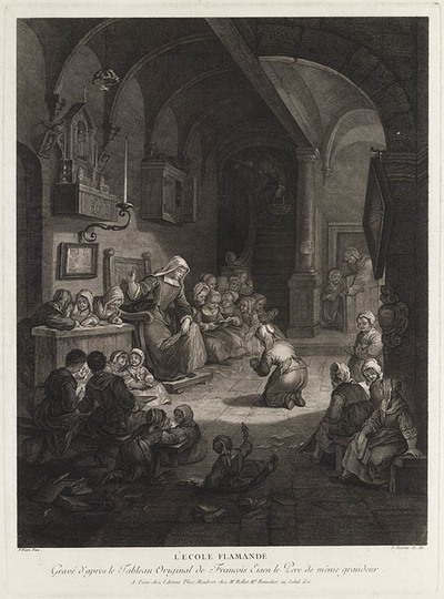 De Vlaamse school
