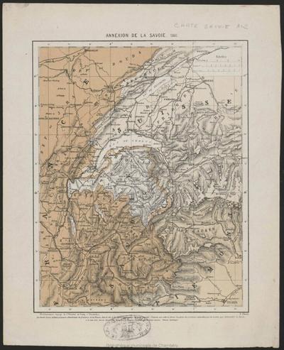 Annexion de la Savoie