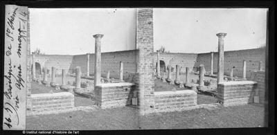 Basilique de Saint Étienne, via Appia nuova