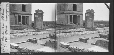 Tombe des Valerii. Via Appia nuova