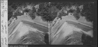 Tivoli. Haut de la grande cascade