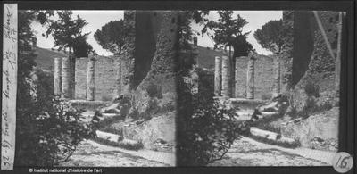 Tivoli. Temple de Tibur