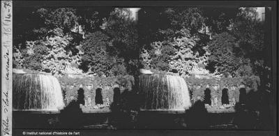 [Tivoli] Villa d'Este. Cascade