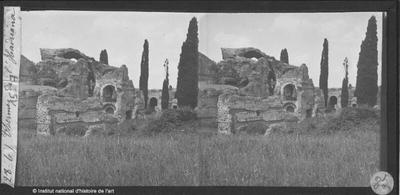 [Tivoli] Thermes de l'Hadriana