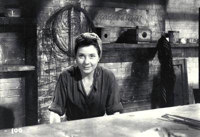 Standfotó a Szabóné című filmből - Film still of Szabóné feature film