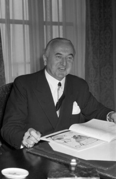 Oscar H. Geyer