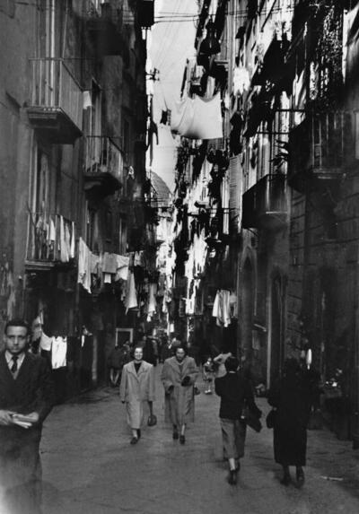 Travel to Naples