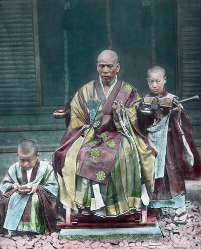 Faces of Japan